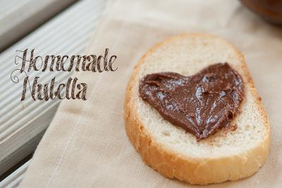 Nutella Home Made, la recette Mioum !